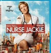 Nurse Jackie Season 3 Blu-Ray