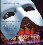 Phantom of the Opera: Royal Albert Hall Blu-Ray
