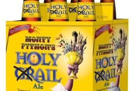 Monty Python Holy Grail Ale Six Pack