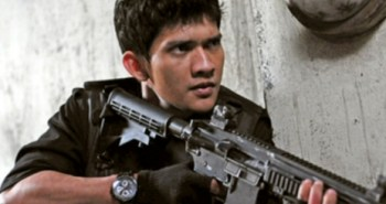 Iko Uwais from The Raid: Redemption