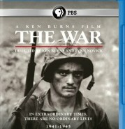 Ken Burns: War Blu-Ray