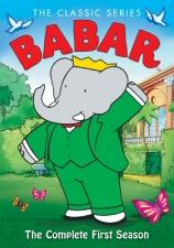 Babar Classic Series Season 1 DVD