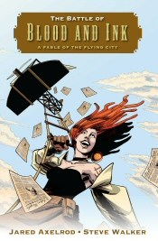 Battle of Blood and Ink: Fable of the Flying City
