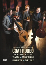 Goat Rodeo Sessions Live DVD