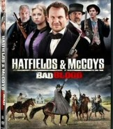 Hatfields and McCoys: Bad Blood DVD