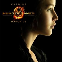 Katniss Hunger Games Poster