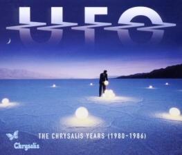 UFO: Chrysalis Years: 1980-1986 CD