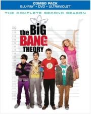 Big Bang Theory: Complete Second Season Blu-Ray