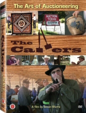 Callers: Art of Auctioneering DVD