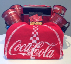 Coca-Cola Carmike Cinemas NASCAR Prize Pack