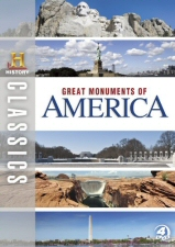 Great Monuments of America DVD