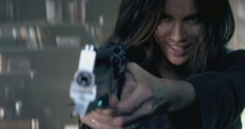 Kate Beckinsale as Lori in Total Recall (2012)