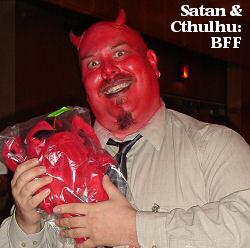 Satan Meets Cthulhu