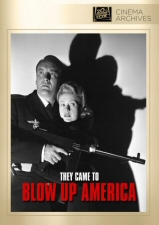 They Came To Blow Up America DVD