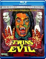 Twins of Evil Blu-Ray