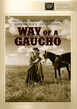 Way of a Gaucho DVD