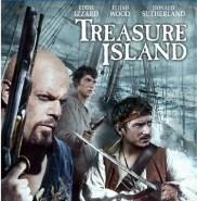 Treasure Island Blu-Ray