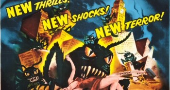 Beginning of the End: New Thrills! New Shocks! New Terror!