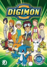 Official Digimon Adventure Set: Complete Second Season DVD
