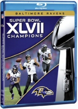 Baltimore Ravens: Super Bowl XLVII Champions Blu-Ray
