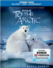 To the Arctic Blu-Ray