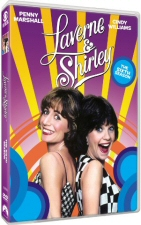 Laverne and Shirley Season 6 DVD