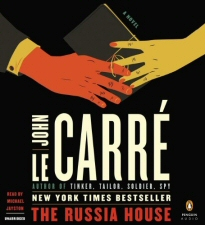 Russia House John Le Carre Audiobook