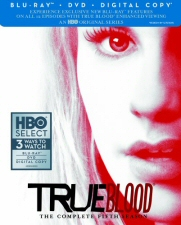 True Blood Season 5 Blu-Ray