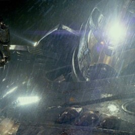 Gipsy Danger Jaeger Punching from Pacific Rim