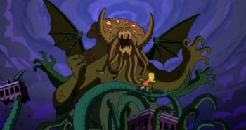 Guillermo Del Toro vs. The Simpsons