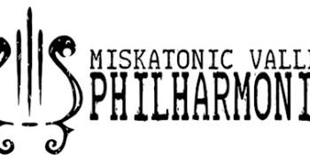 Miskatonic Valley Philharmonic logo