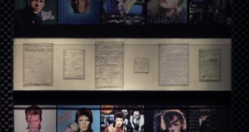 David Bowie Is: Lyrics