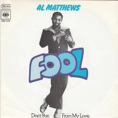 Al Matthews Fool Single