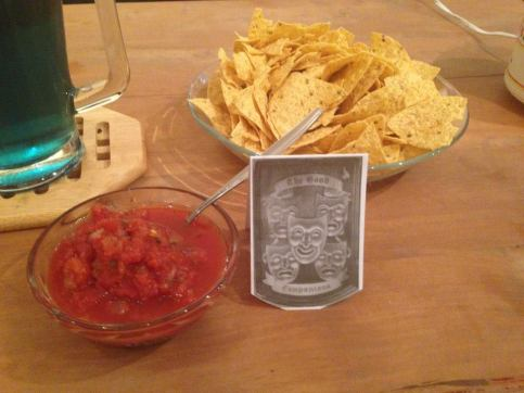 "The Good Companions: ""Are there any better companions that chips and salsa?"""