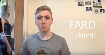 Word a Week: Fard
