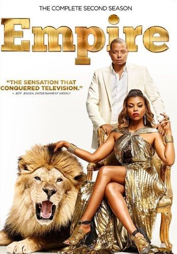 Empire Season 2 on DVD