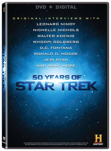 50 Years of Star Trek on DVD