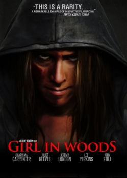 Girl In Woods DVD