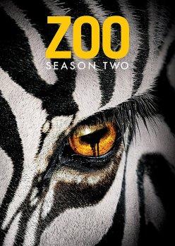 Zoo Season 2 DVD