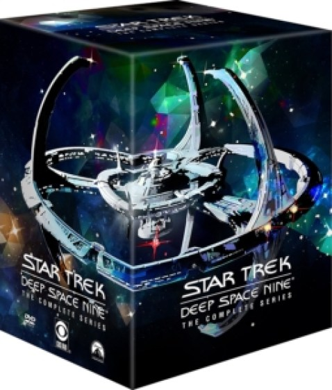 Star Trek-- Deep Space Nine: The Complete Series