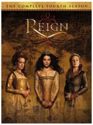 Reign Season Four DVD