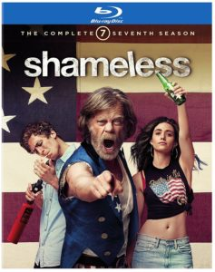 Shameless Season 7 Blu-ray