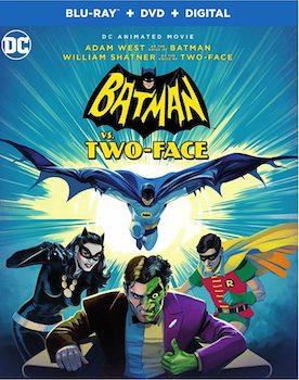 Batman vs. Two-Face Blu-Ray