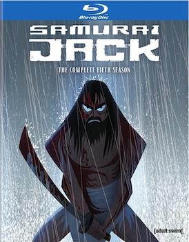 Samurai Jack: Fifth Season Blu-Ray