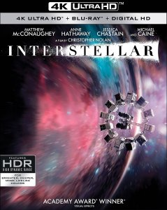 Interstellar 4K