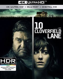 10 Cloverfield Lane 4K Ultra HD