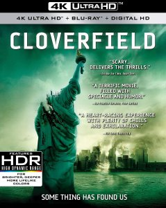 Cloverfield 4K Ultra HD