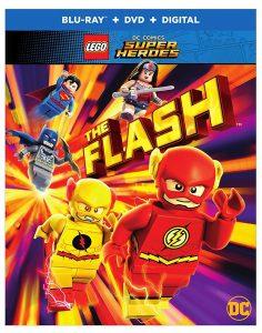 DC Superheroes Flash Blu-ray