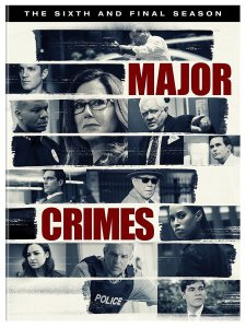 Major Crimes Sixth Final Season DVD