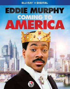 Coming to America Anniversary Blu-ray